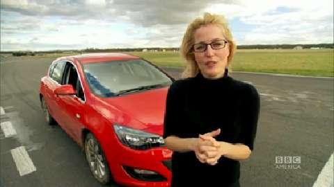 Gillian Anderson's Message to BBC America