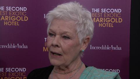 Dame Judi Dench Recommends U.K. Travel Destinations