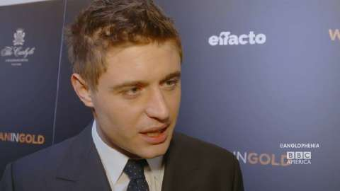 Max Irons on Actors and Social Media