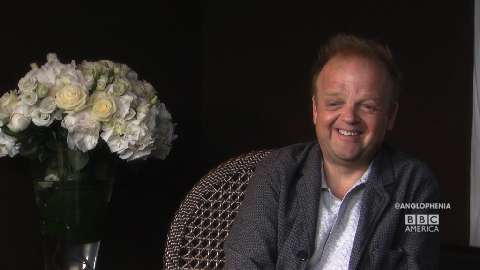 Toby Jones at Cannes