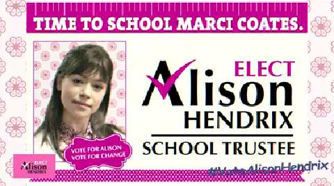 Vote Alison Hendrix Campaign Video