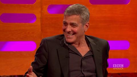 George Clooney and Brad Pitt's Prank War