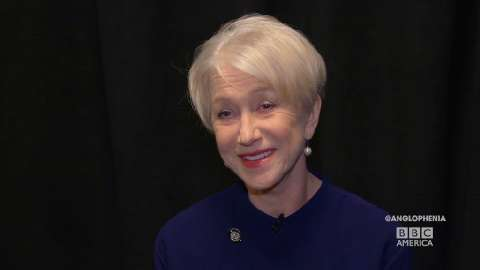 "Dame Helen Mirren Declares, ""I'm a Commoner"""