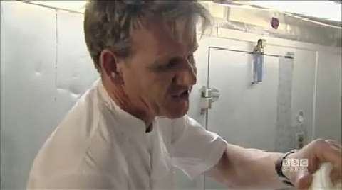 Chef Ramsay Brings Misery and Redemption to the Kitchen
