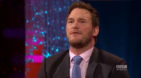 Chris Pratt's Motivational Chant
