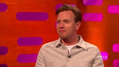 Ewan McGregor's OBE Day