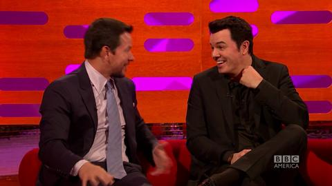 Mark Wahlberg and Seth MacFarlane Sing the 'Thunder Bud...