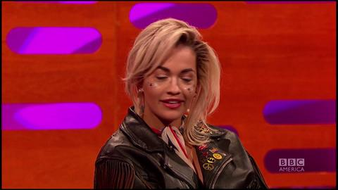 Rita Ora Doesn't Know What 'Bad Seed' Means