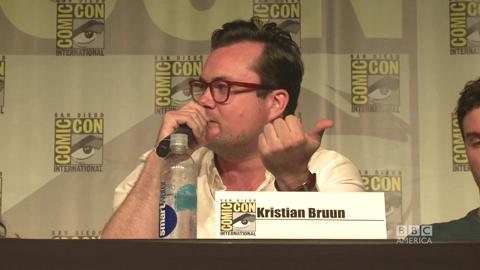 San Diego Comic-Con 2015: Kristian Bruun's Best Moments...