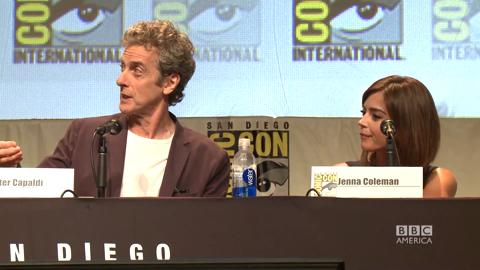 San Diego Comic-Con 2015: Full 'Doctor Who' Panel