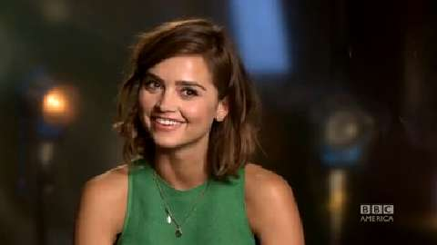 'Clara is the Bossiest Companion'