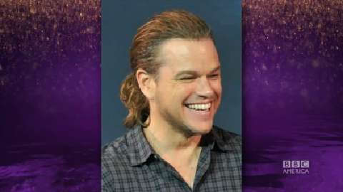 Matt Damon's Ponytail