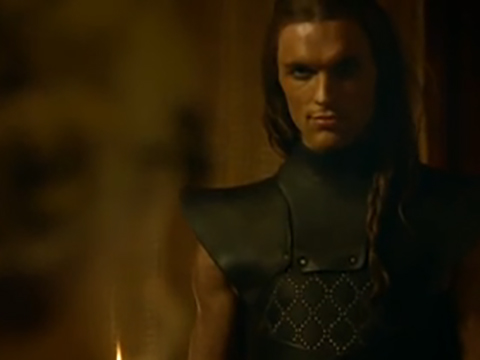 Anglophenia: Ed Skrein on 'Game of Thrones'