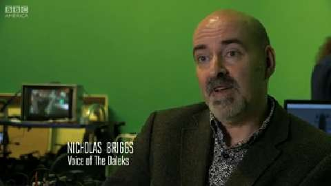 The Voice of the Daleks