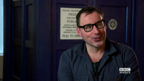 Toby Whithouse on Writing His First 'Doctor Who' Script...