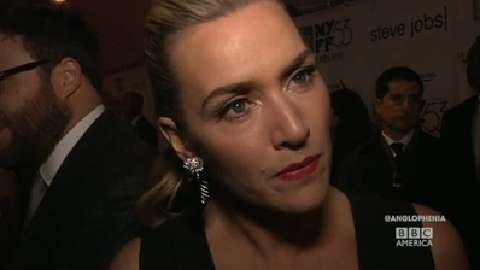 Kate Winslet on the 'Warmer Side' of Steve Jobs