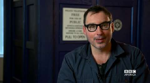 What Keeps Toby Whithouse Returning to 'Doctor Who'?