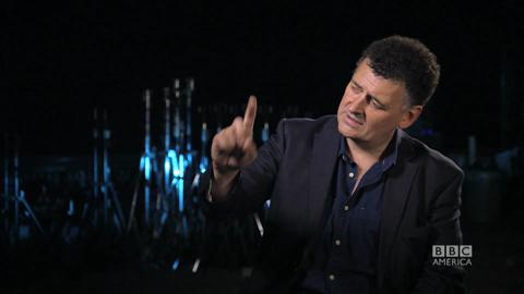 Steven Moffat's Scariest 'Doctor Who' Moments
