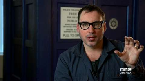 Toby Whithouse on Writing for 'Doctor Who' Stars
