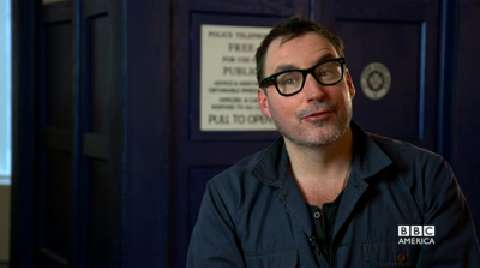 Toby Whithouse's Advice to Aspiring 'Doctor Who' Writer...