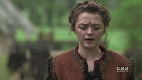 Ashildr Marches Through History