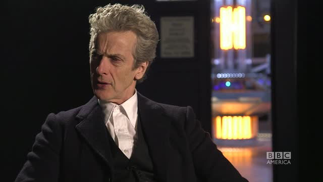 Inside the Doctor's War Speech