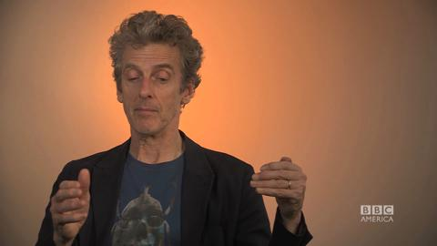 Peter Capaldi's One Man Show